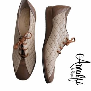 Amalfi by Rangoni lace up Oxford sneakers